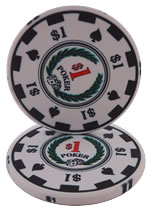 $1 Archetype Casino Chip