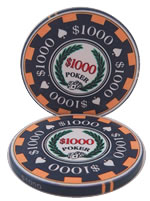 $1000 Archetype Casino Chip