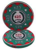 $25 Archetype Casino Chip