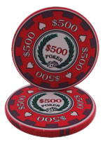 $500 Archetype Casino Chip