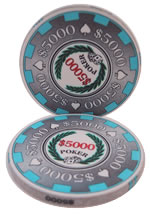 $5000 Archetype Casino Chip