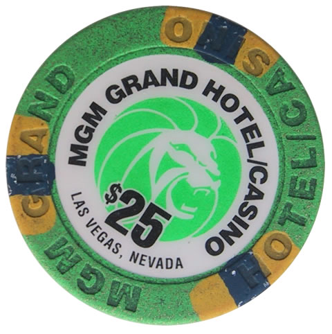 Mgm grand poker chips