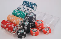 200 Neophyte Poker Chip Set