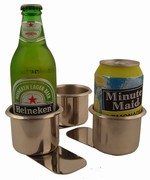 Poker Table Cup Holder 3-Pack