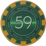 Employee Incentive Poker Chips