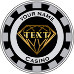 Casino Chip Template Designs