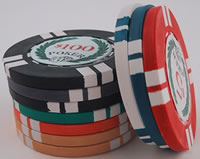 2 Neophyte Poker Chips